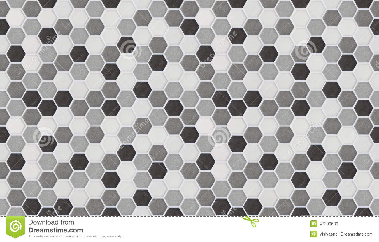 small hexagonal tiles seamless of marble stock photo image of decoration grout 47390630