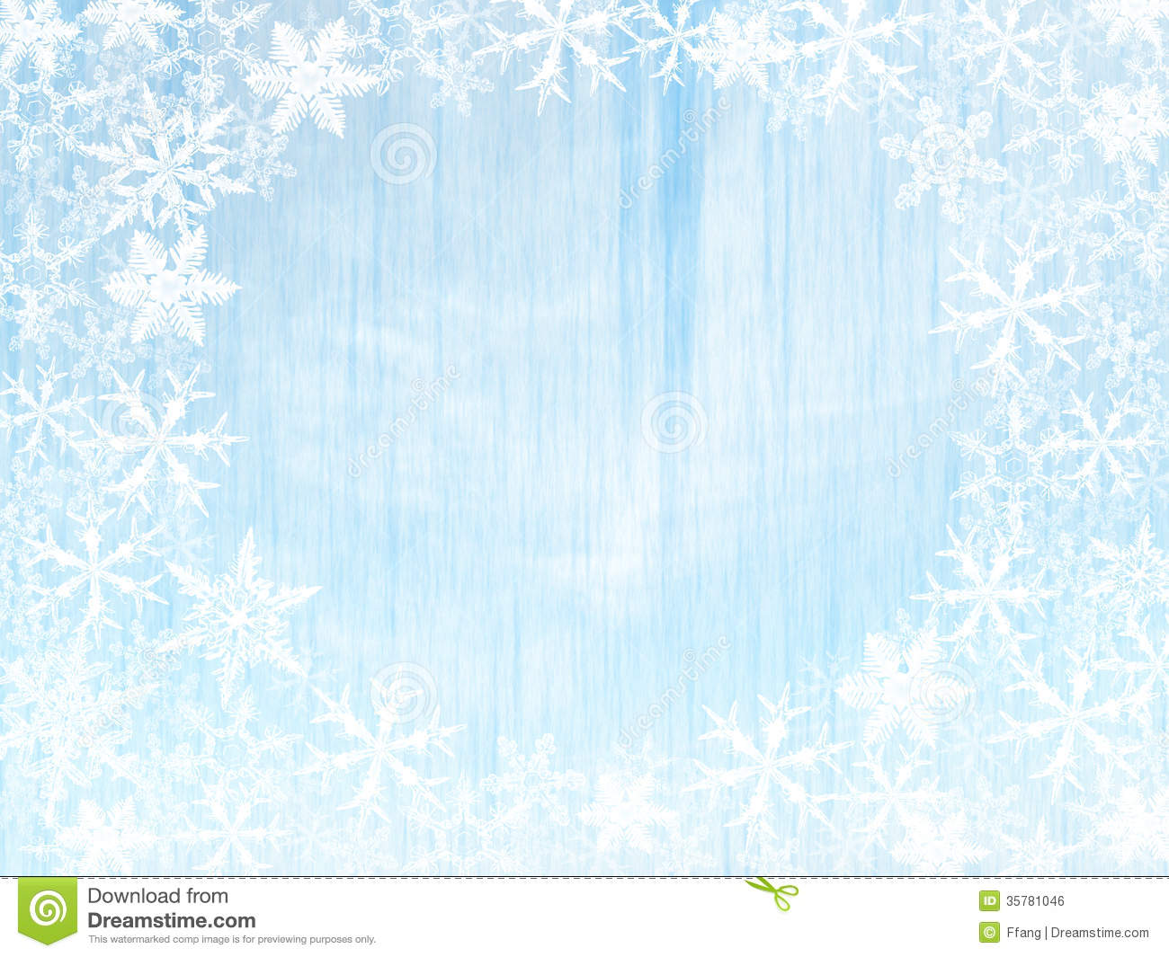 Snow Crystal Royalty Free Stock Image Image 35781046