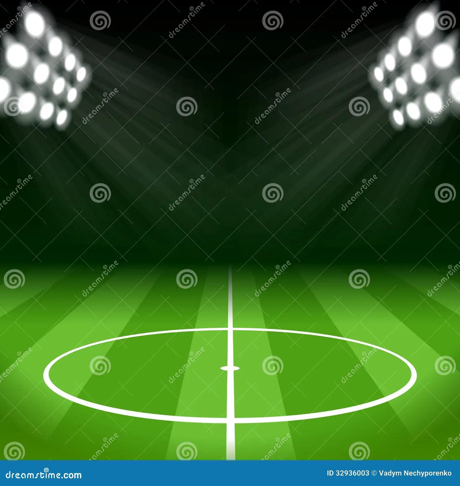Background Football Field