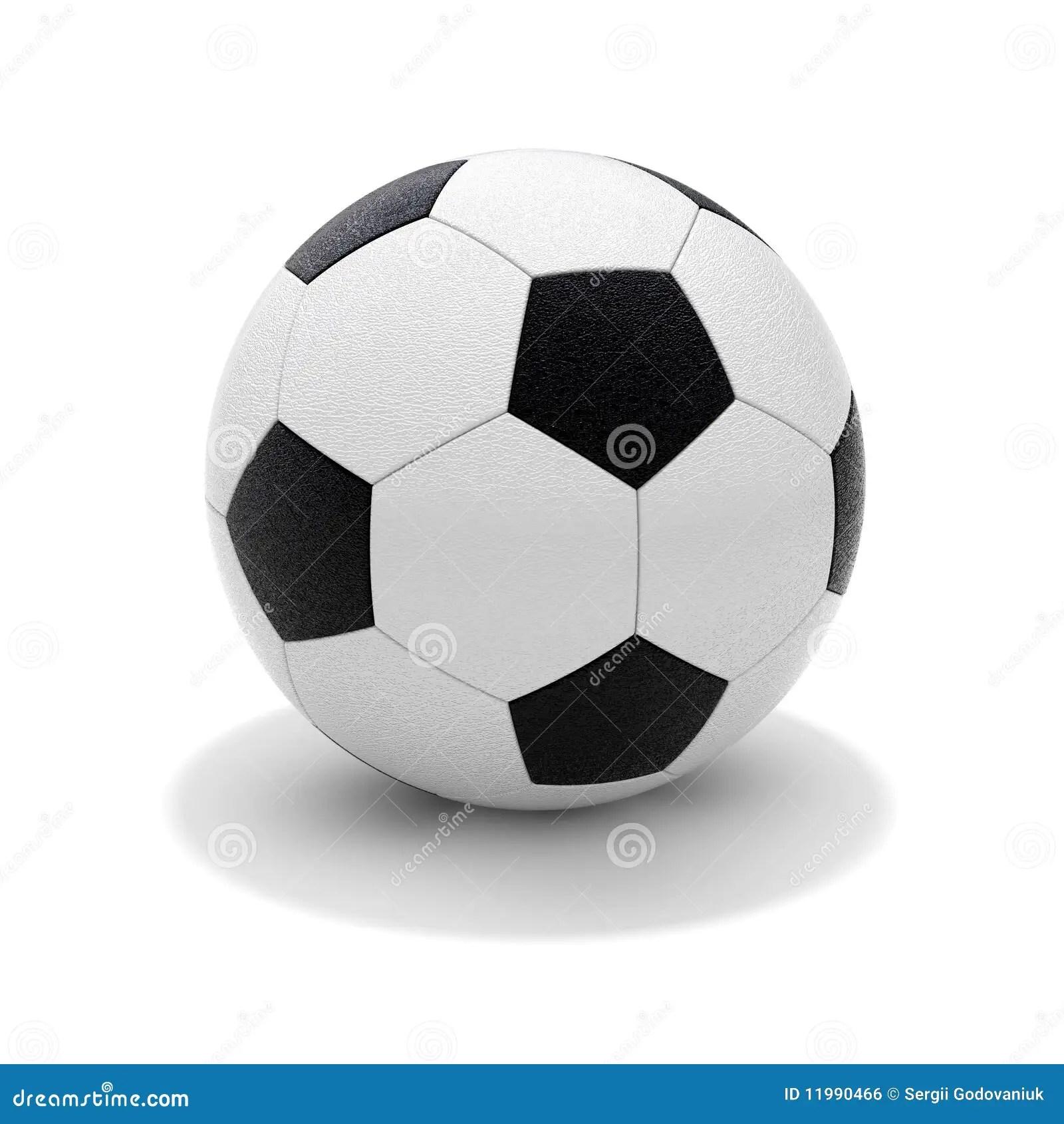 Soccer Ball Stock Illustration Illustration Of Pentagon