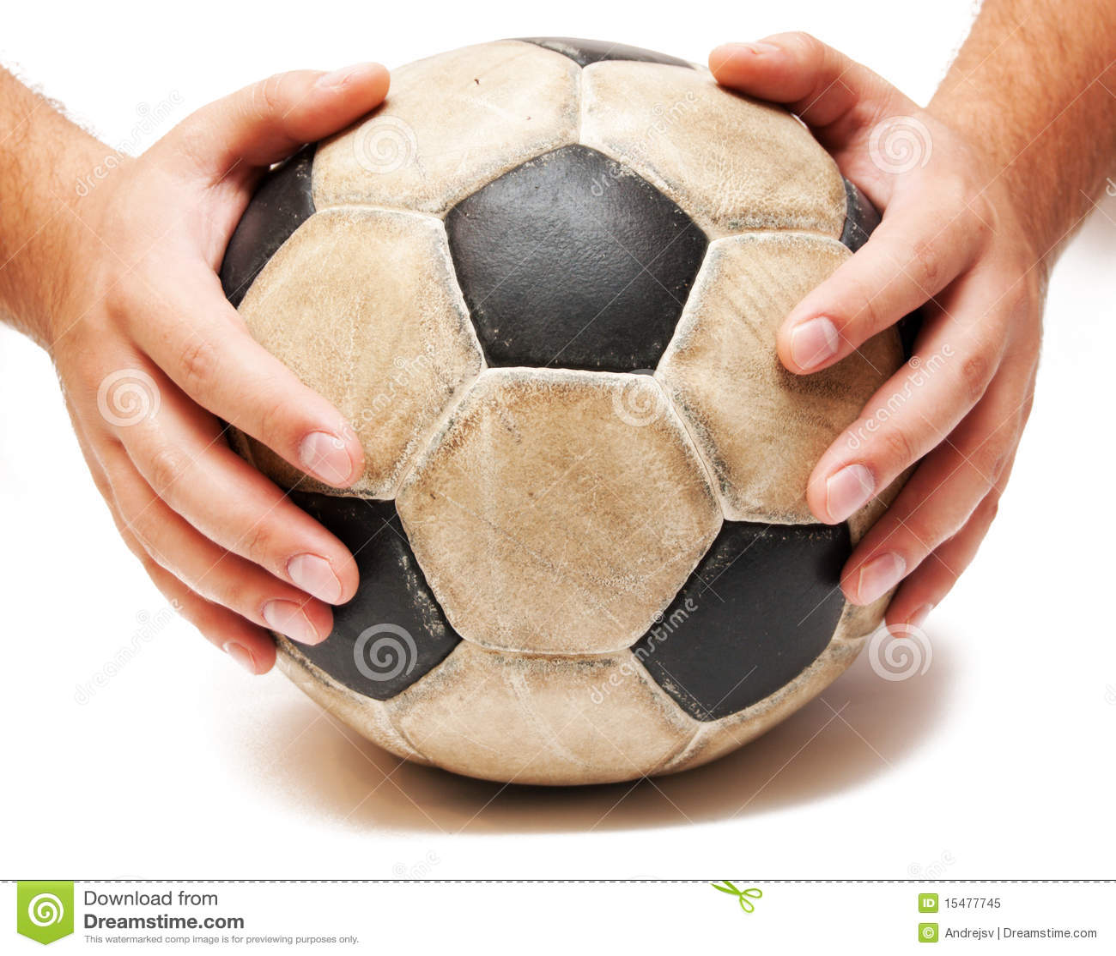Soccer Ball Stock Image Image Of Recreational Pentagon