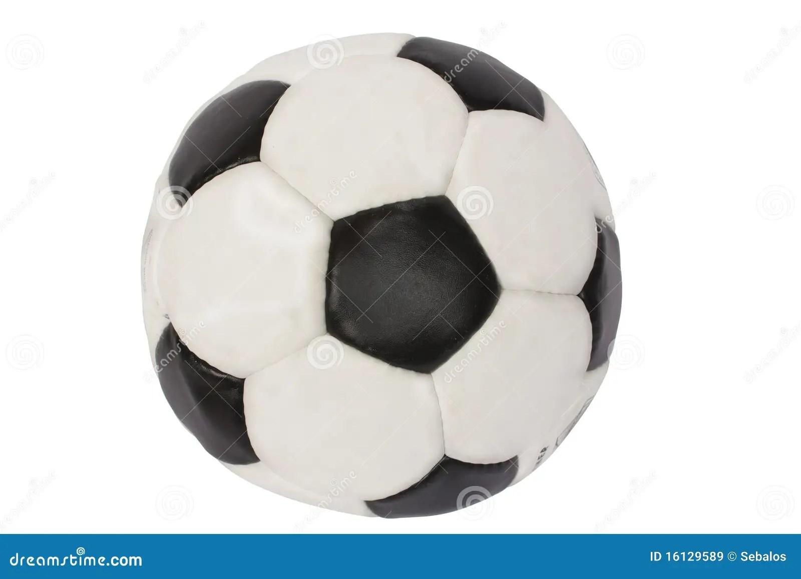 Soccer Ball Stock Image Image Of European Pentagon