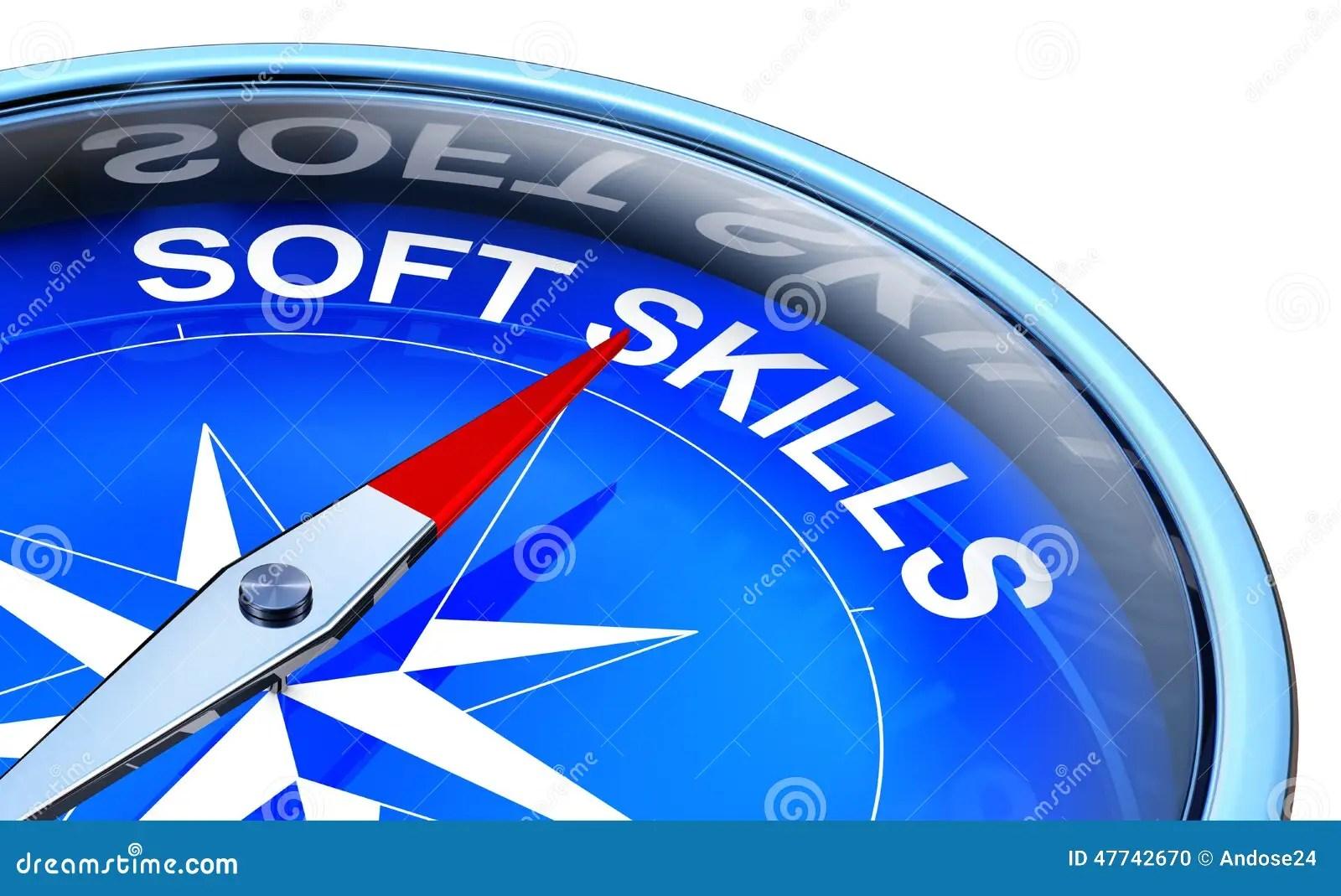 Soft Skills Stock Illustration Illustration Of Smart