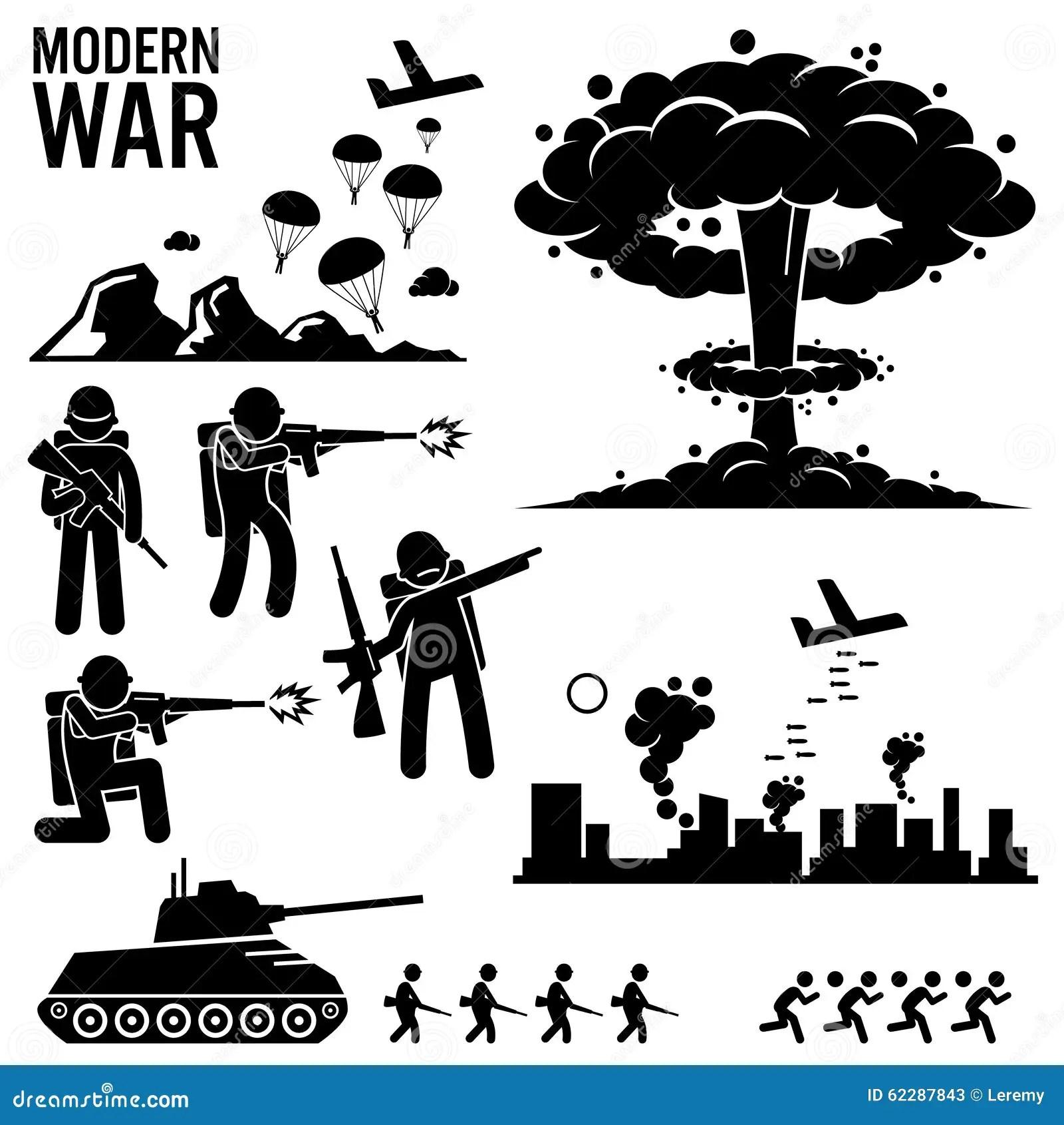 Soldat Moderne Tank Clipart Dee Nucleaire De