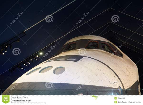 The Space Shuttle Pavillion 56 Editorial Photo Image of