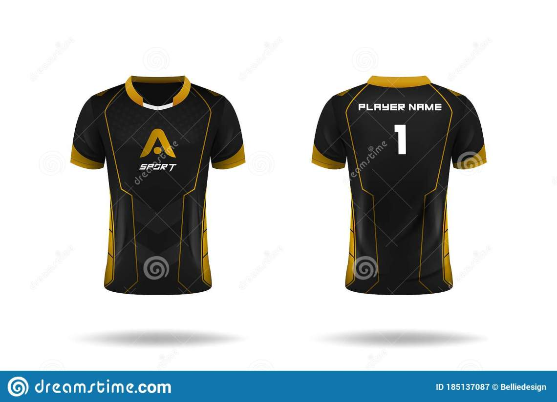 Download Specification Soccer Sport , Esport Gaming T Shirt Jersey ...