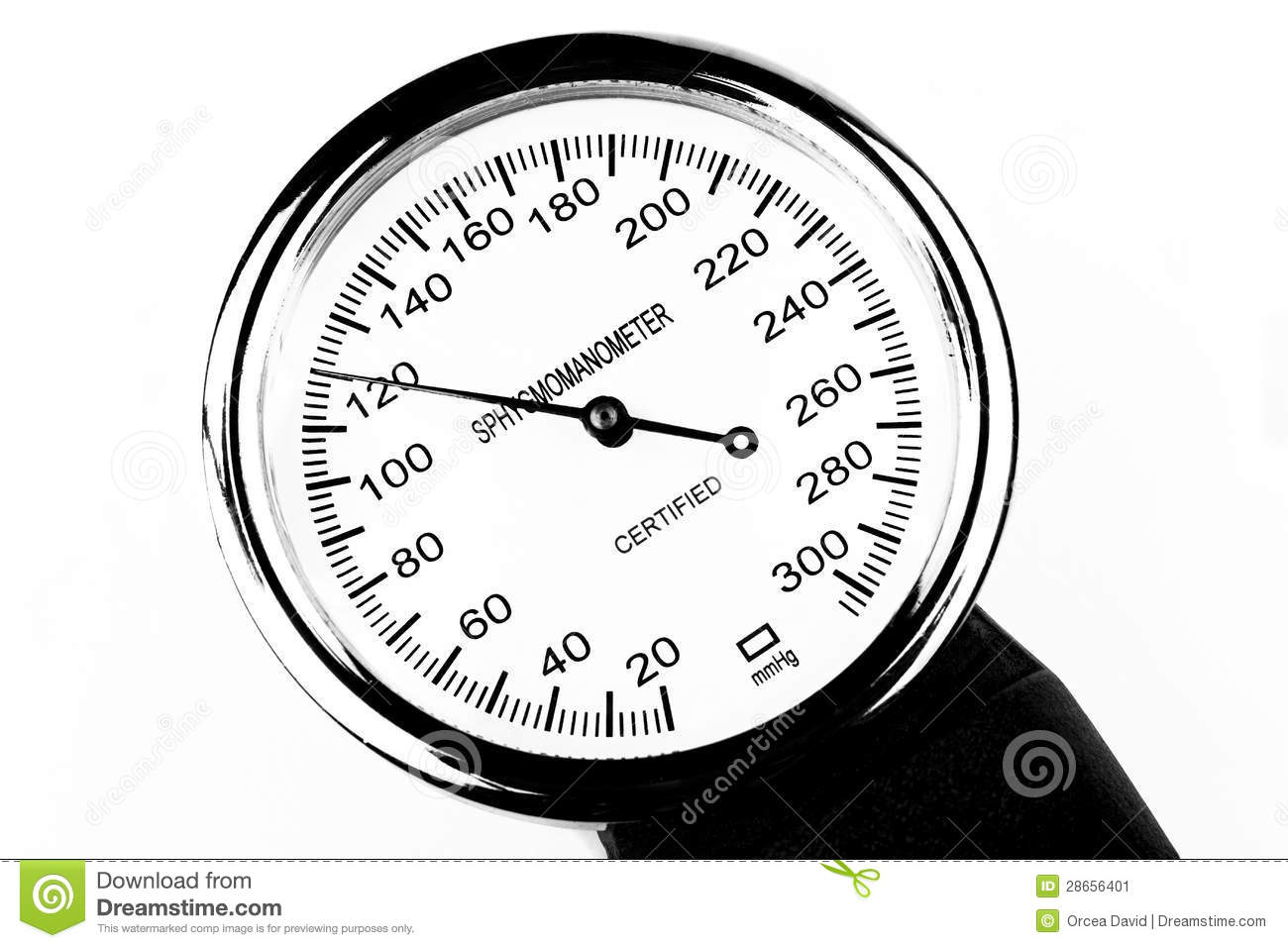 Sphygmomanometer Stock Image Image Of Heart High Health