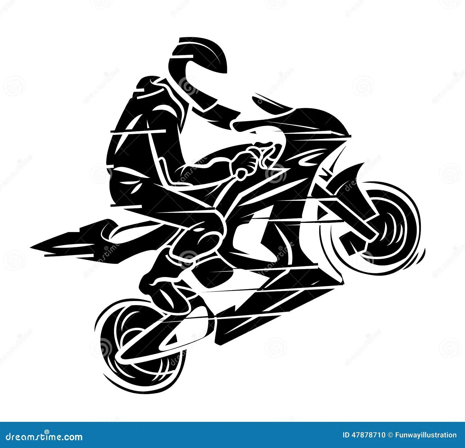 Sport Moto Stock Vector Illustration Of Racer Technology