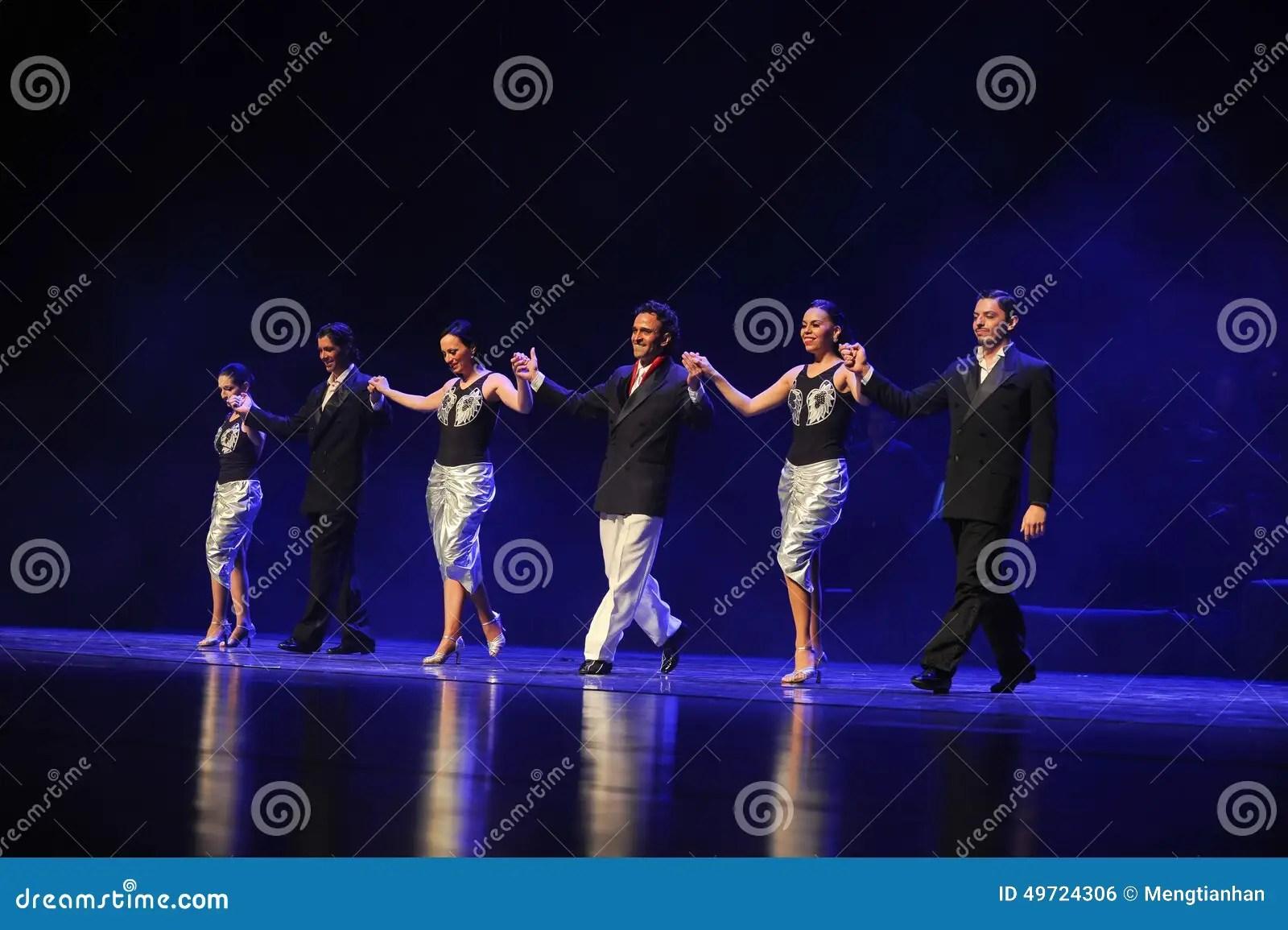 starring curtain call tango dance drama editorial photo image of tango accordion 49724306