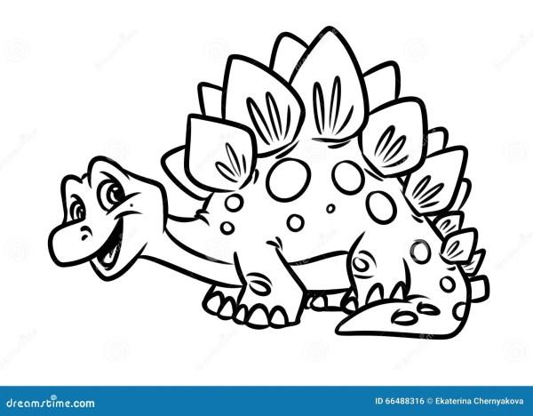 stegosaurus coloring page # 6