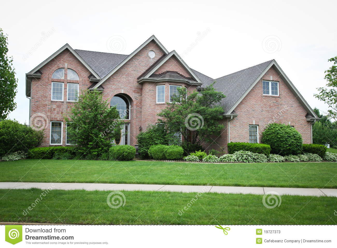 Landscaping Plans Front House