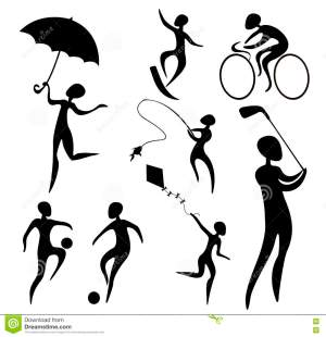 Active People In Summer Royalty Free Stock Photos  Auto
