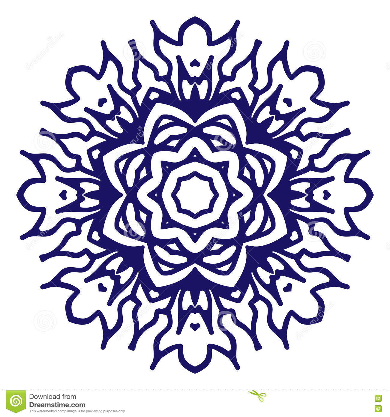 Indian Symbol For Faith And Peace