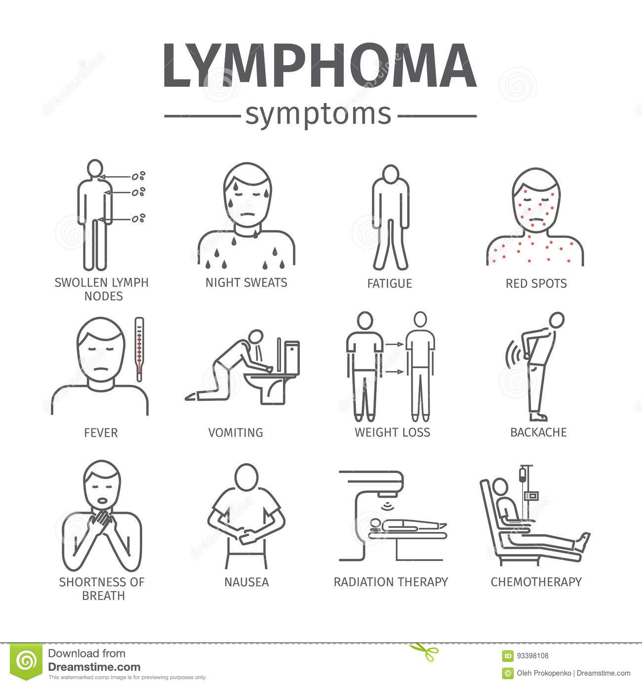 Lymphatic System Cartoons Illustrations Amp Vector Stock