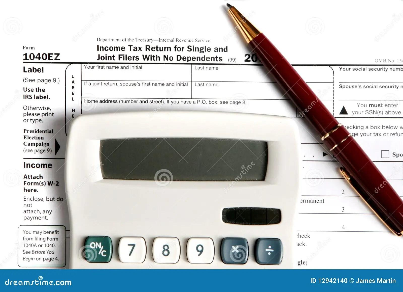 Tax Refund Ez Tax Refund Calculator