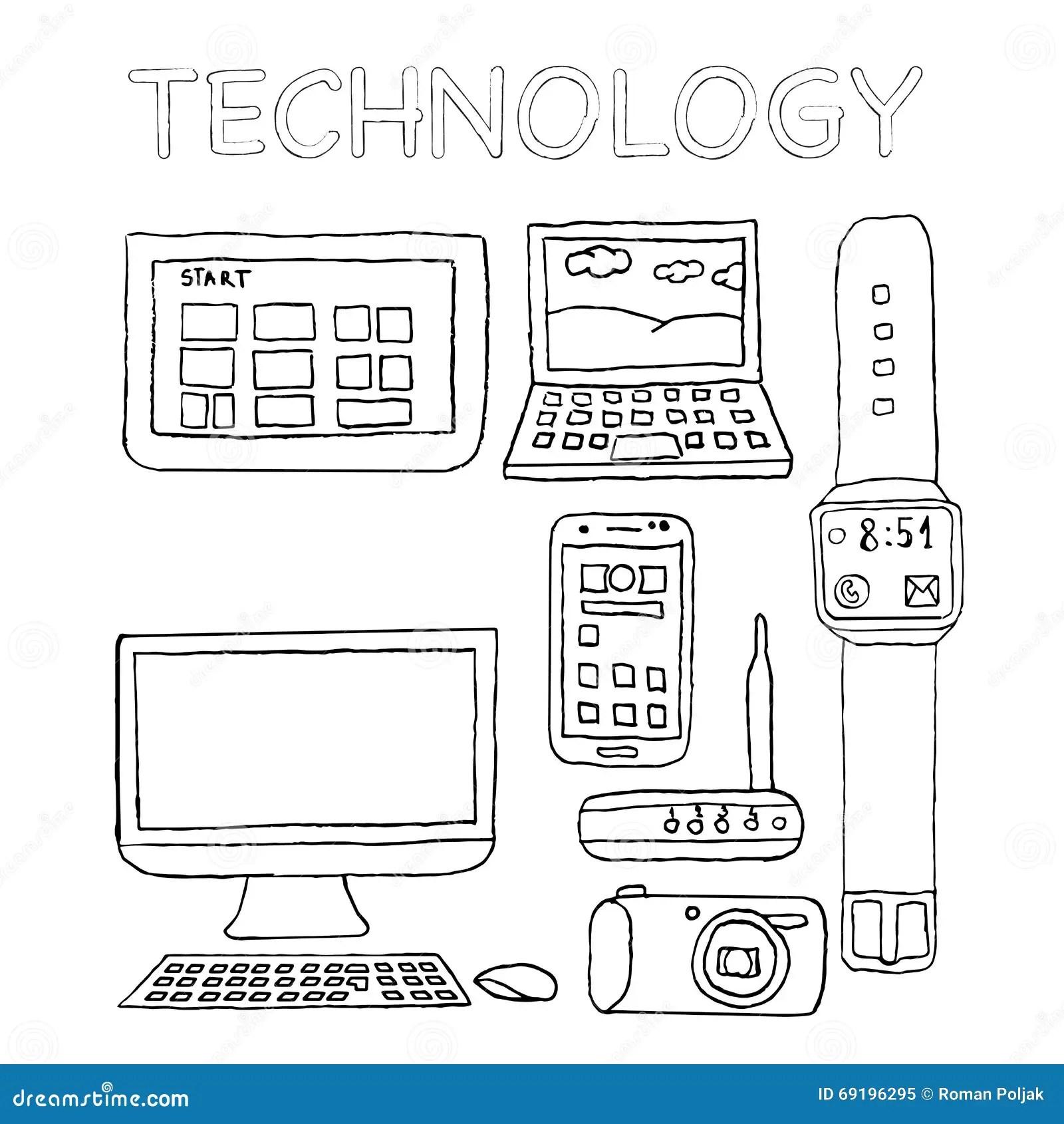 Technology Image By Ellen T