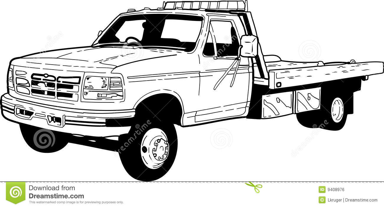 Old Dodge Truck Drawings