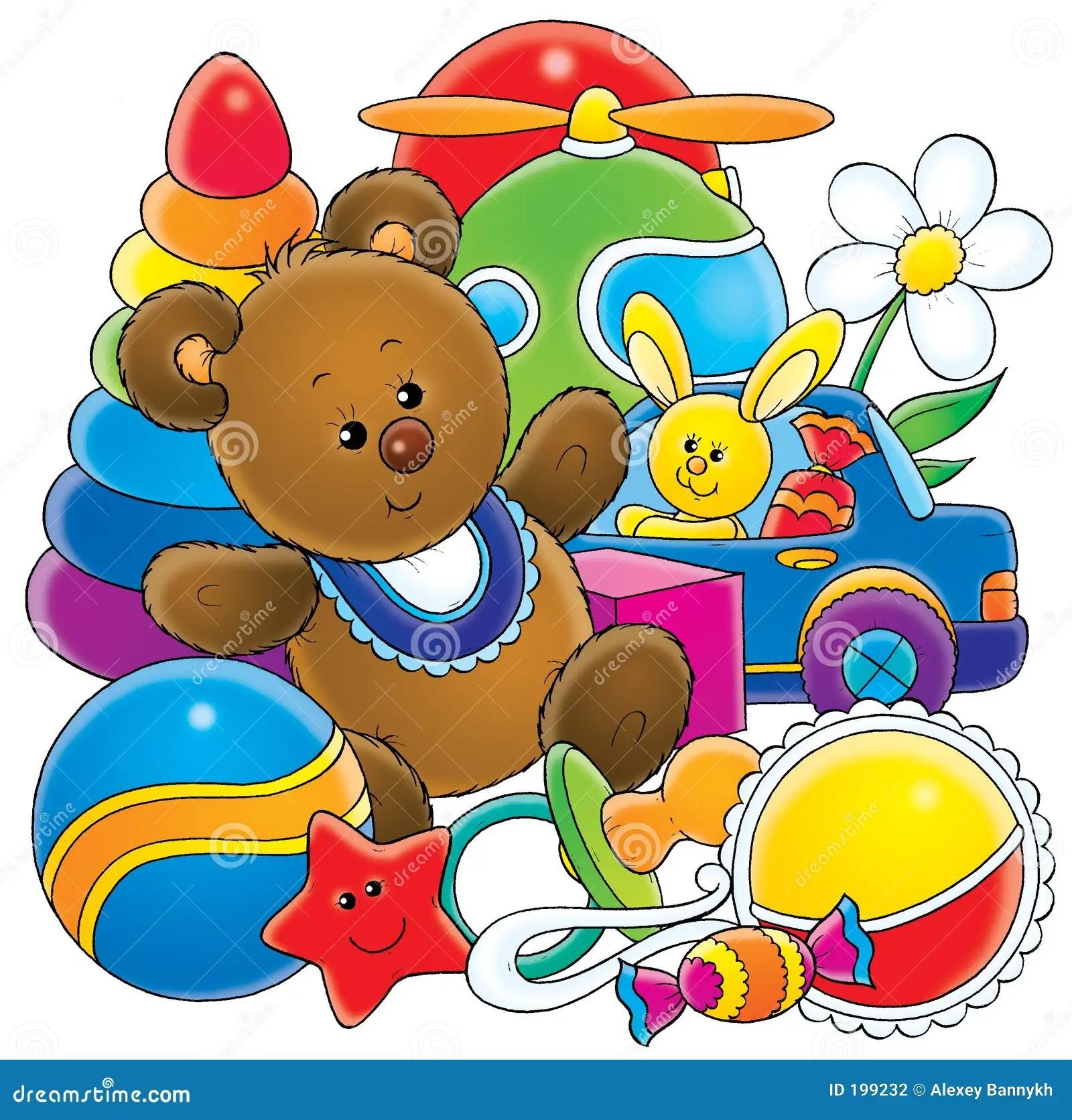 Toys Stock Illustration Illustration Of Toys Grand