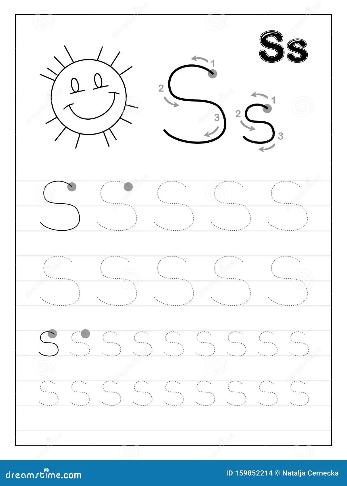 Preschool Worksheet Gallery Printable Tracing Letters And