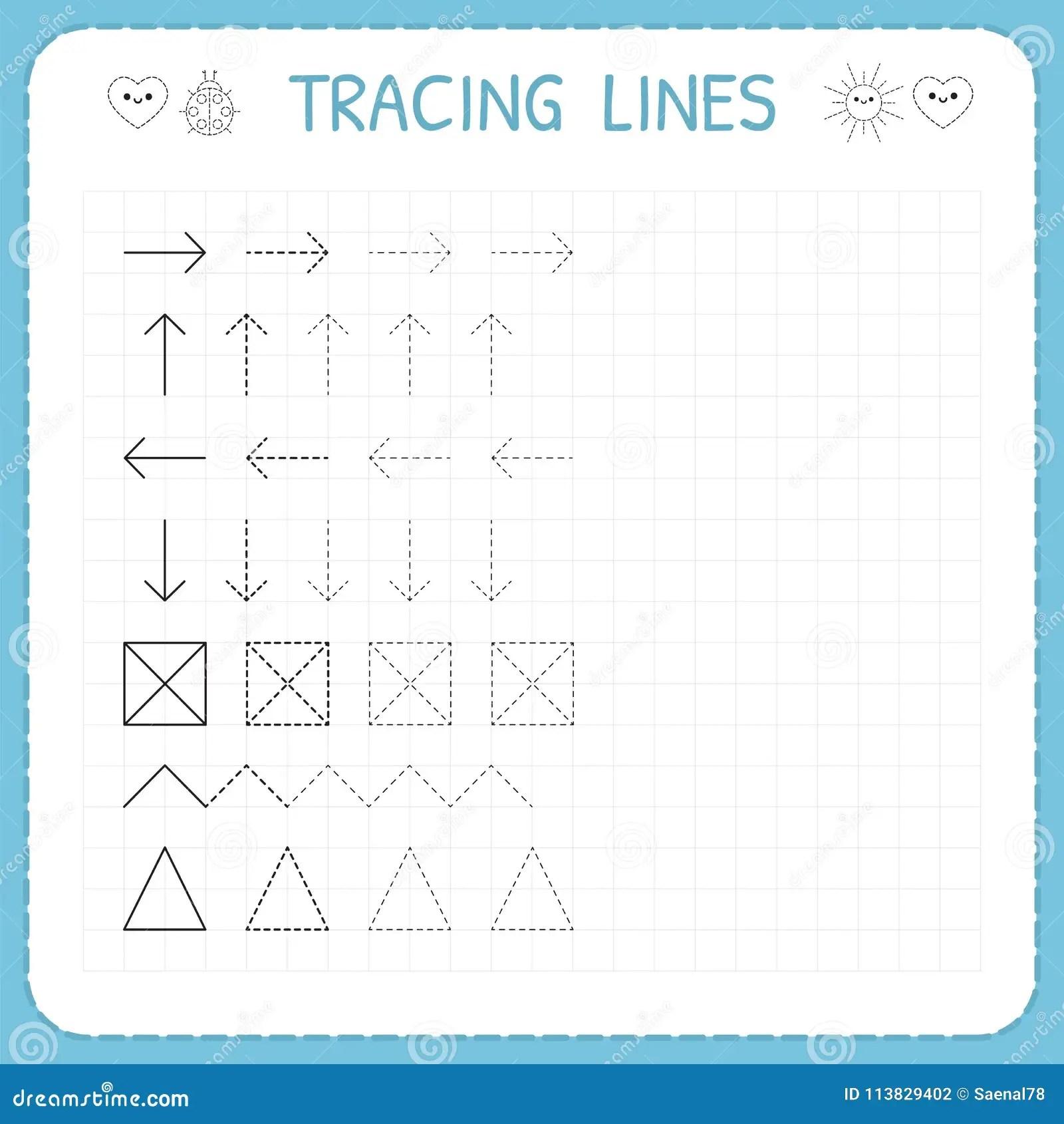 Square Color Patterns Worksheet