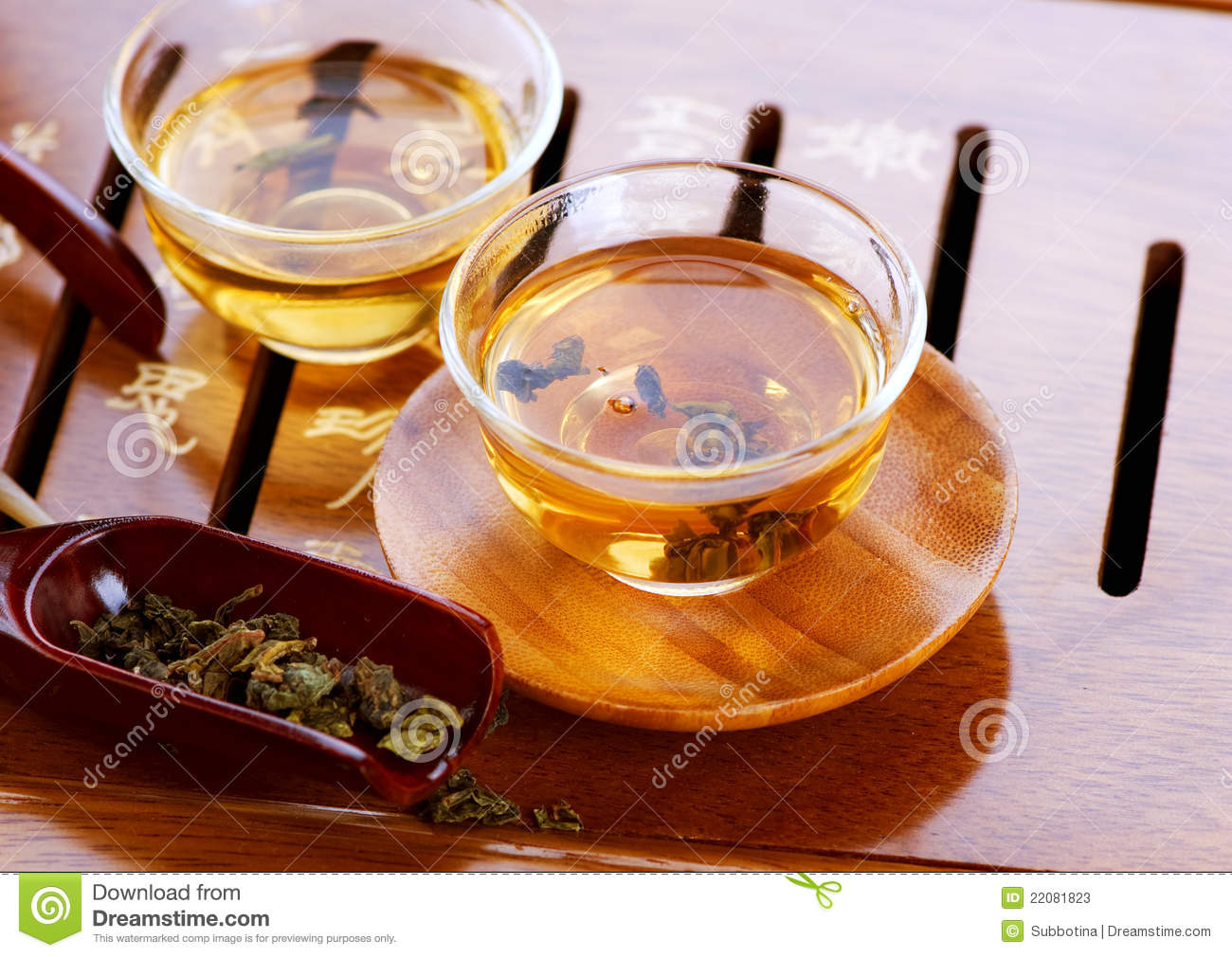 Traditional Chinese Tea Ceremony Stock Image Image 22081823