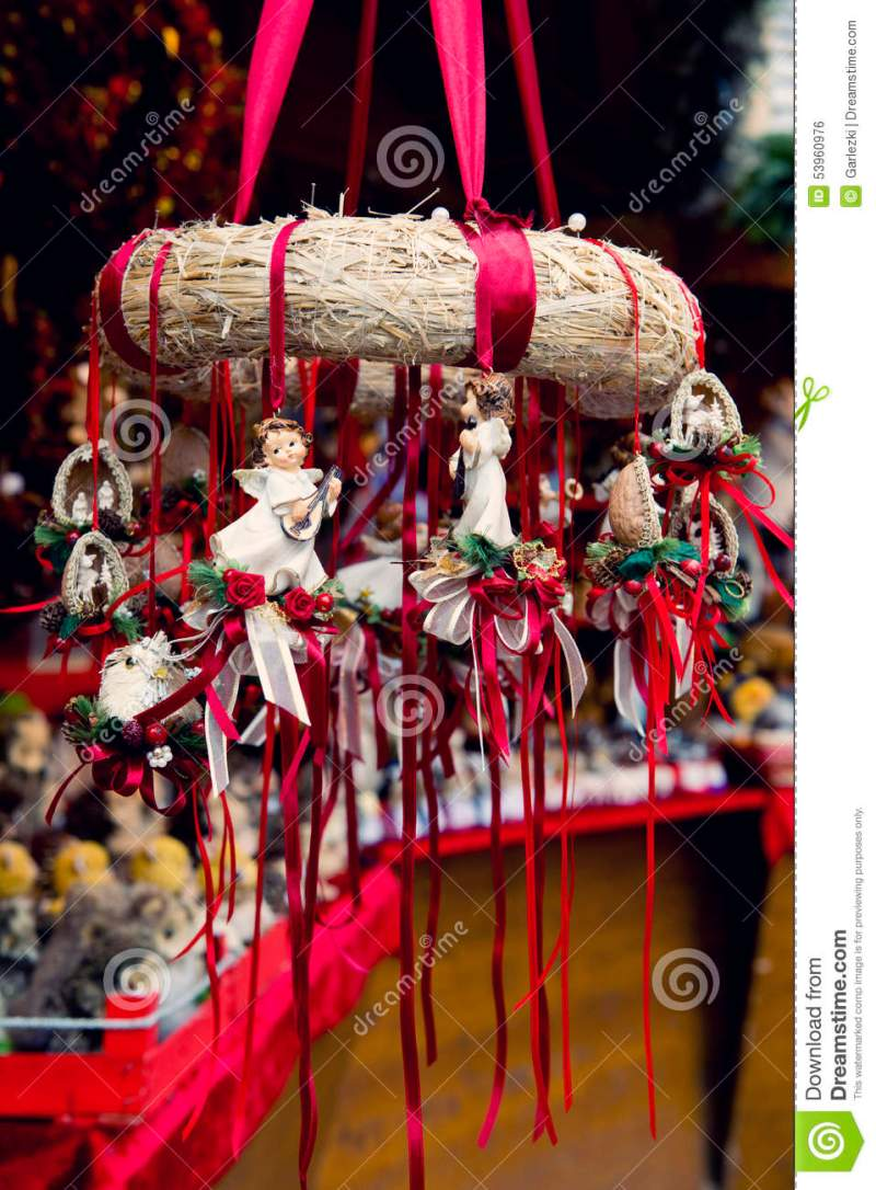 Traditional german christmas decorations to make
