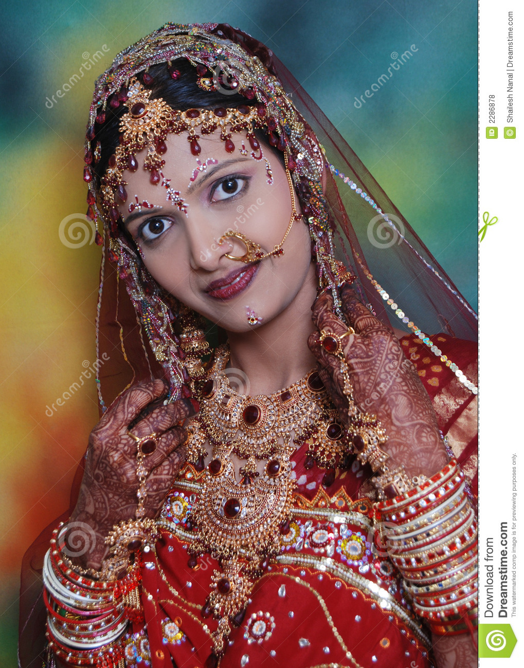 Image Result For Bride Dresses In India
