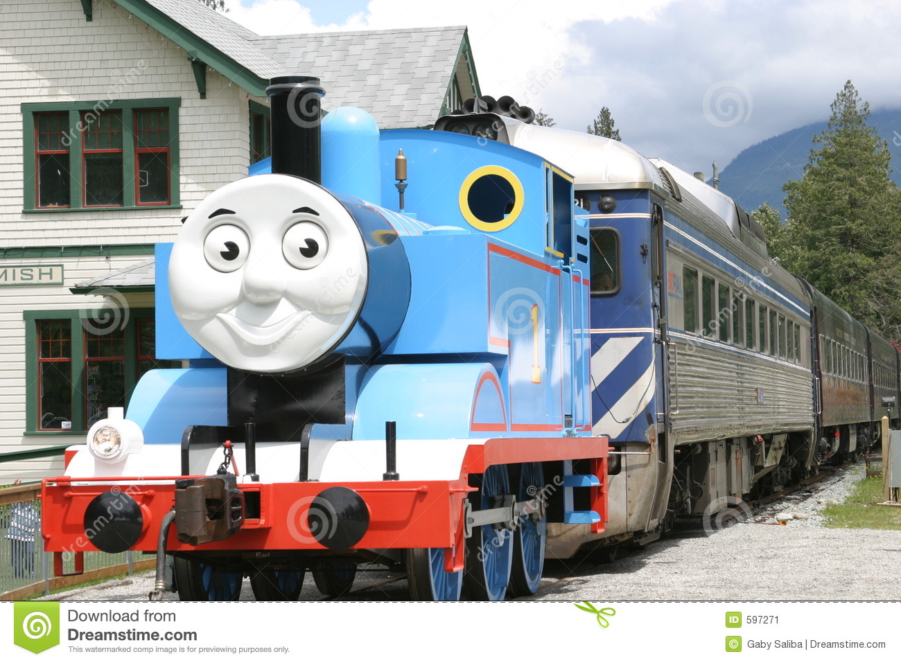 Train For Kids Stock Image Image Of Face Play Wagon