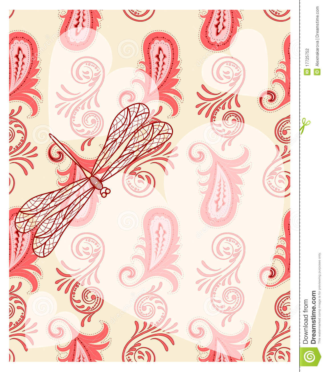 Download Transparent Hearts With Dragonfly Stock Vector ...