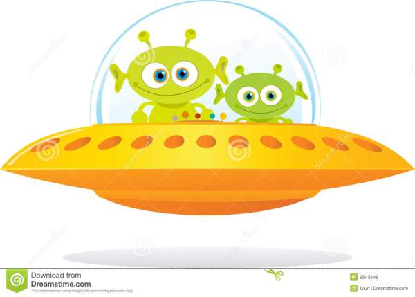 UFO Royalty Free Stock Photos Image 9543648