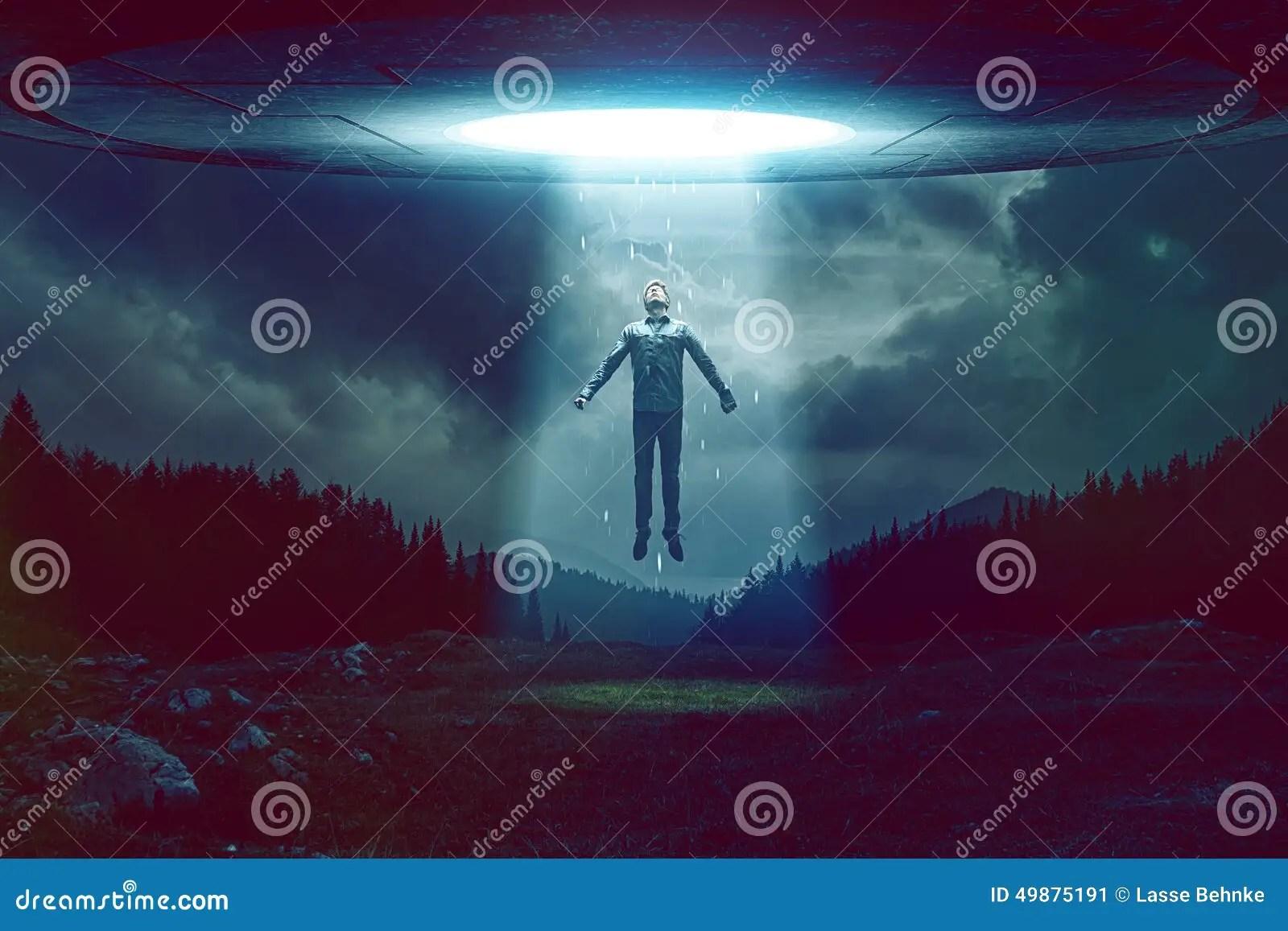 UFO Stock Photo Image 49875191