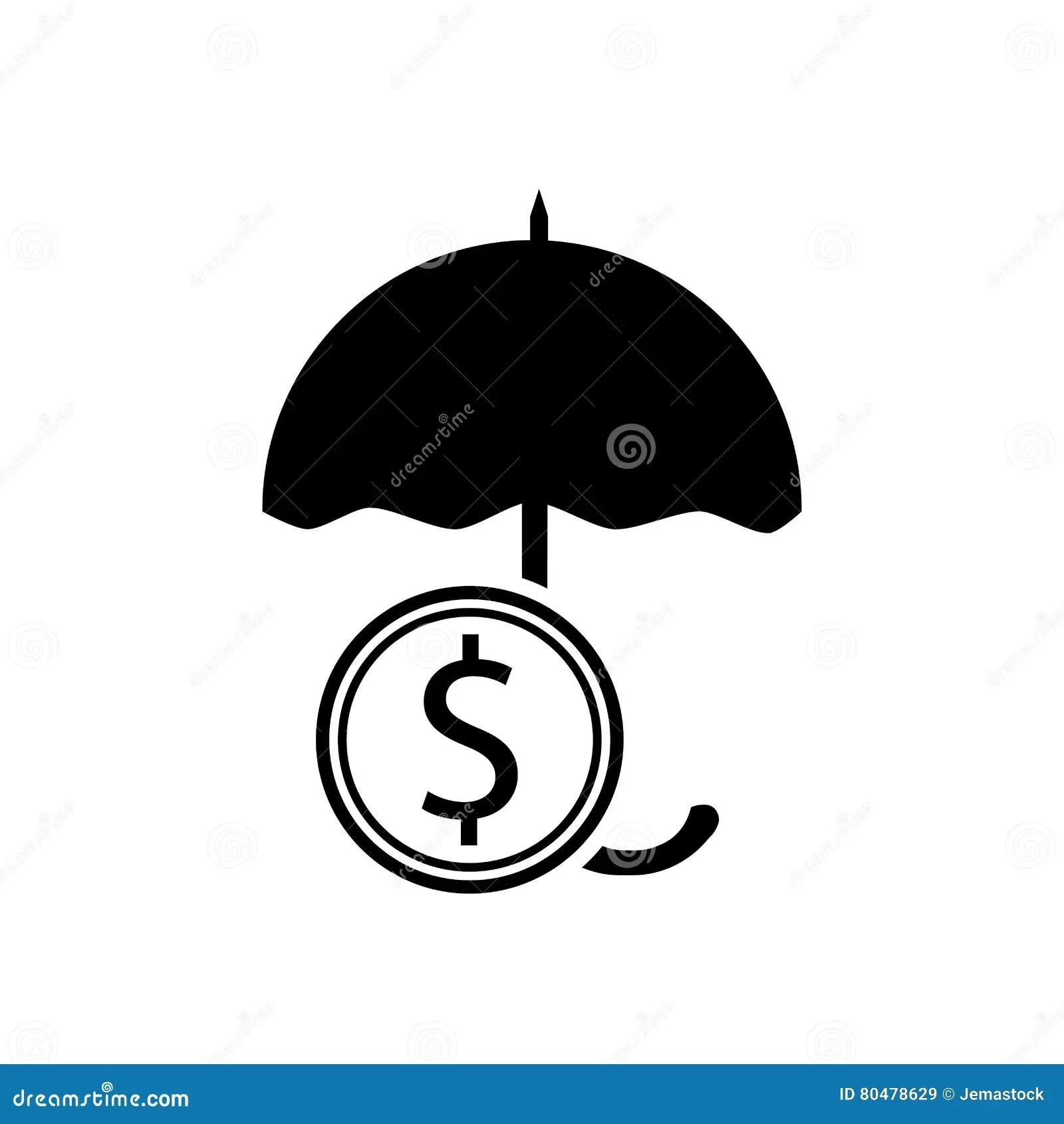 Umbrella Coin Design