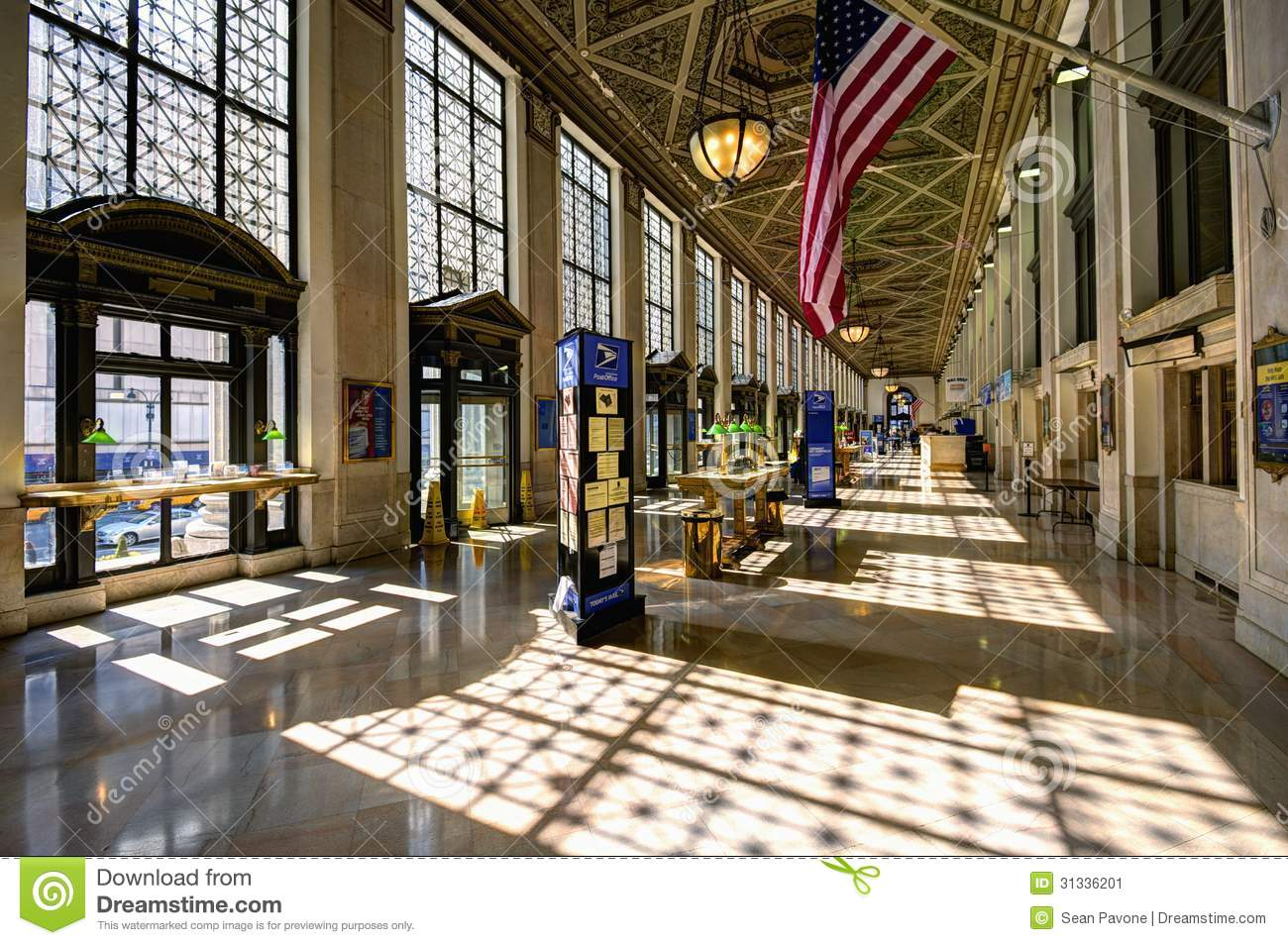 United States Post Office Editorial Photo Image 31336201
