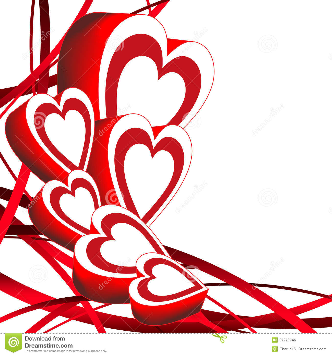 Valentines Day Stock Illustration Image Of Concept