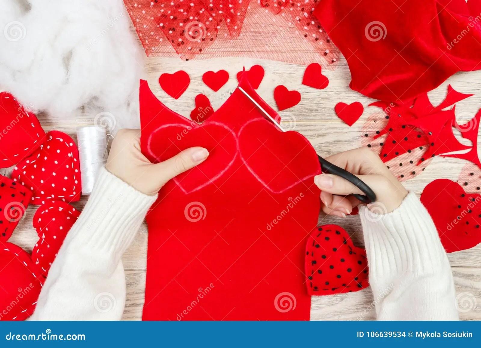 Valentines Day Scrapbook Background Handmade T