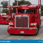 Red Peterbilt Photos Free Royalty Free Stock Photos From Dreamstime