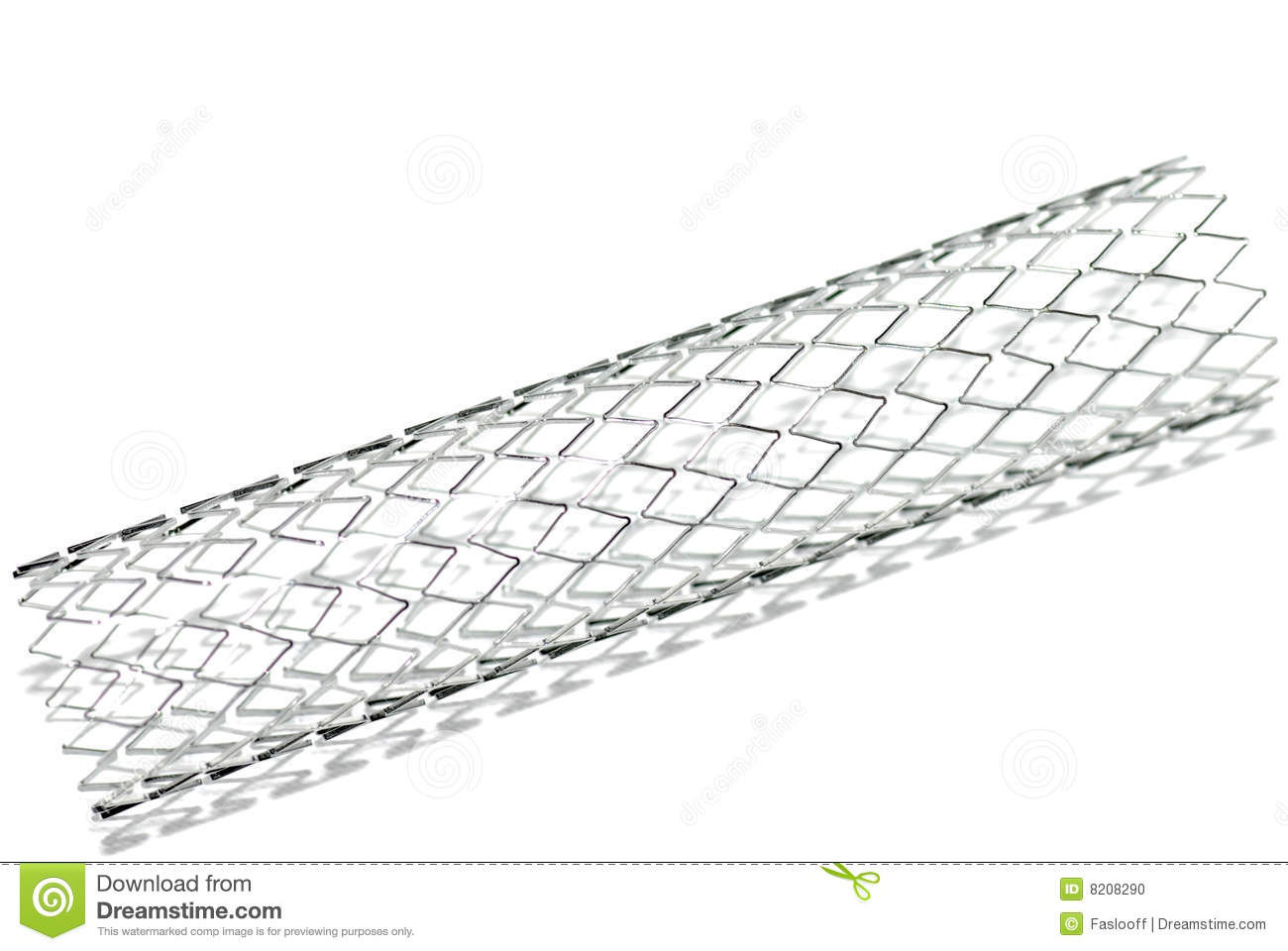 Vascular Stent Stock Photo Image Of Atheriosclerosis
