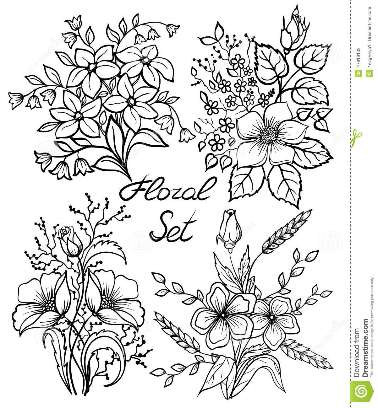 Following Directions Coloring Sketch Coloring Page
