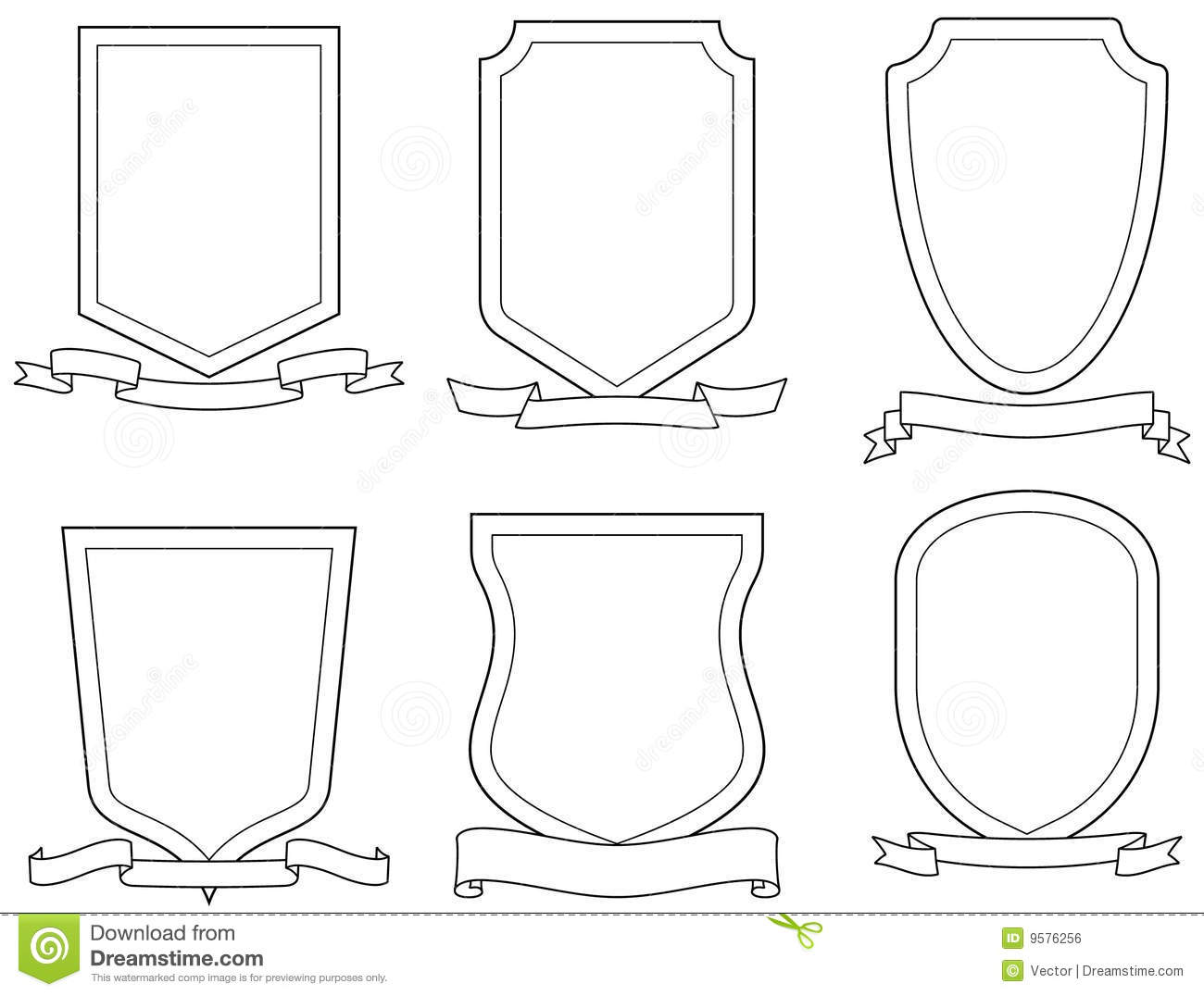 Free Coat Arms Templates