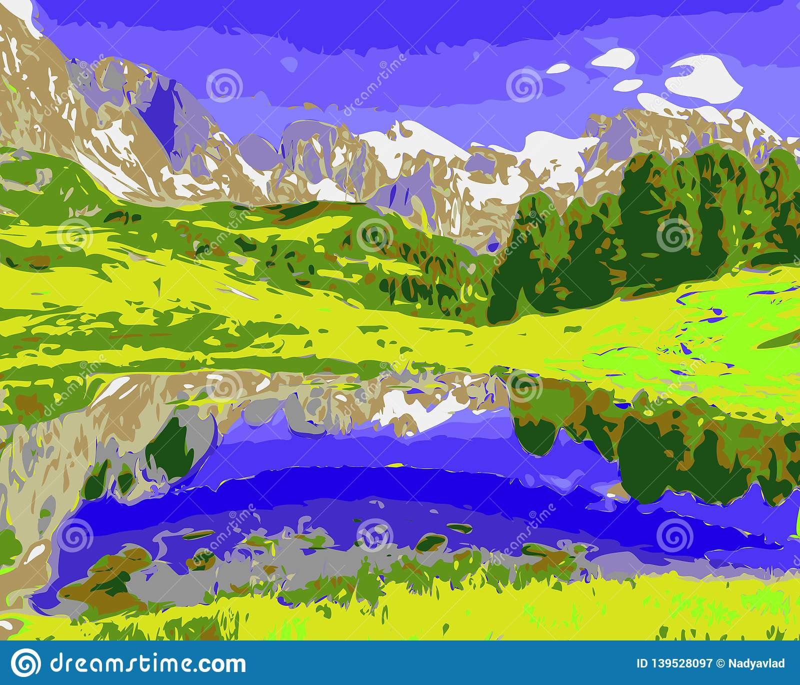 Medicinal herbs, fungi, edible fruits and nuts, and other natural products from the forest|rebecca j mclain enough, you can get 3 extracts from previous papers produced by this author. Vector Drawing Mountains Forest Lake Stock Vector Illustration Of Nature Products 139528097