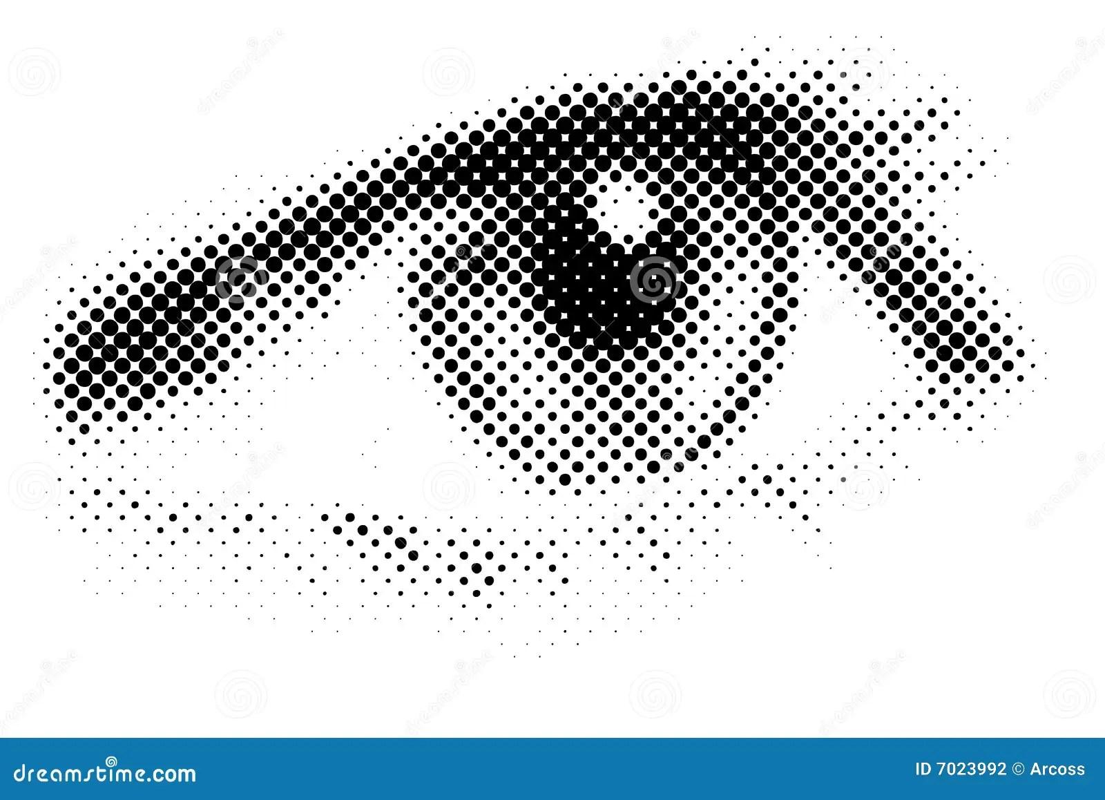 Vector Eye Stock Photography