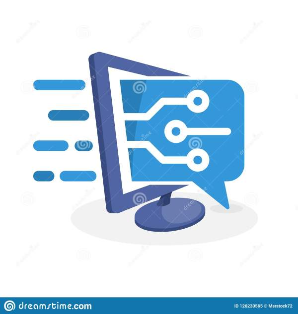 Communication And Business Concept - Speech Cloud Royalty ...