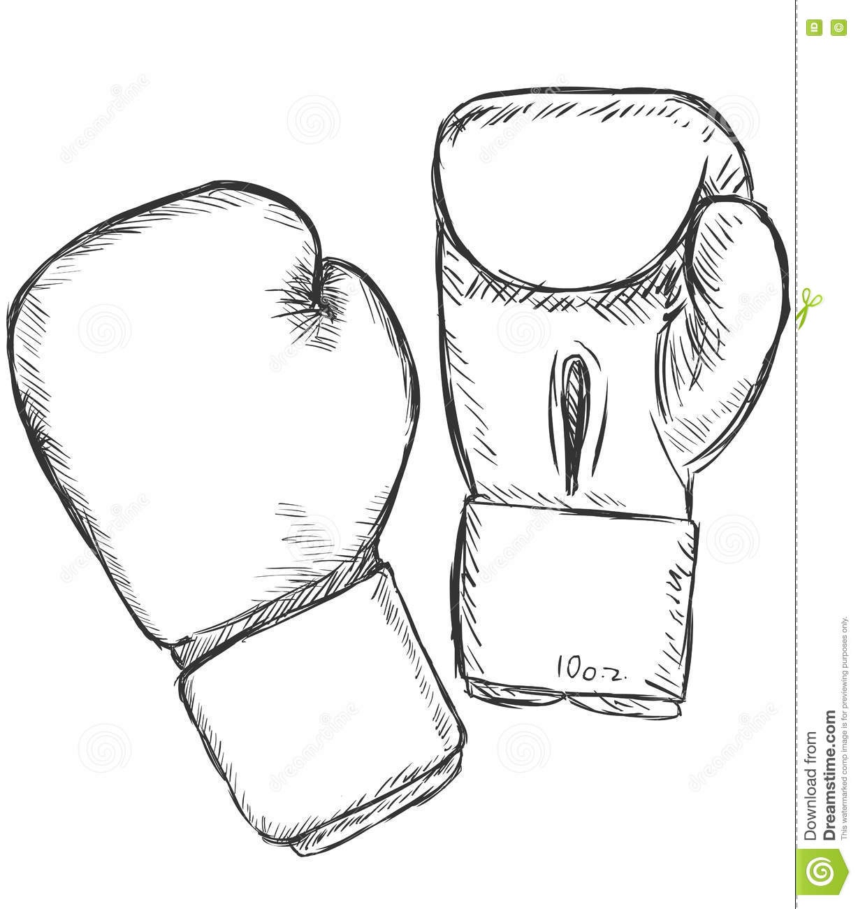 Boxing Gloves Clip Art Diagrams Wiring Diagram Images