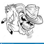 Horse Skull Stock Illustrations 1 627 Horse Skull Stock Illustrations Vectors Clipart Dreamstime