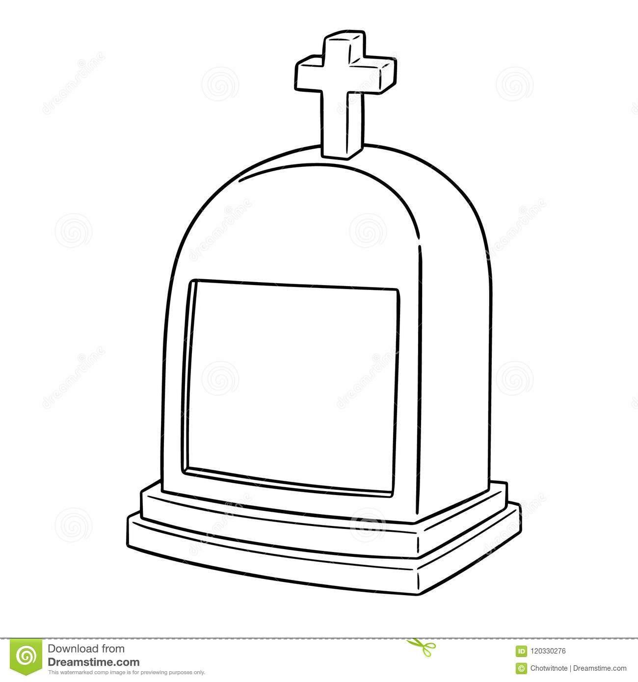 Tombstone Cartoons Illustrations Amp Vector Stock Images