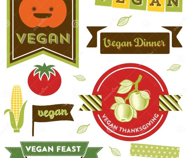 Vegan Thanksgiving Clipart