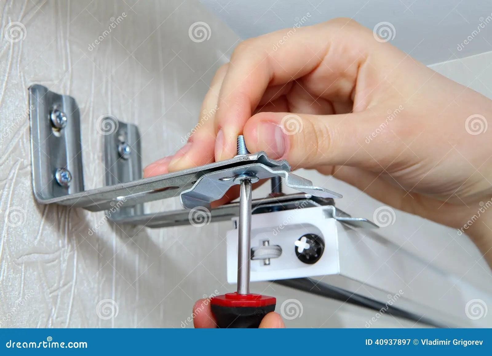 Door Blind Brackets Amp Image Titled Install Wood Blinds Step 15