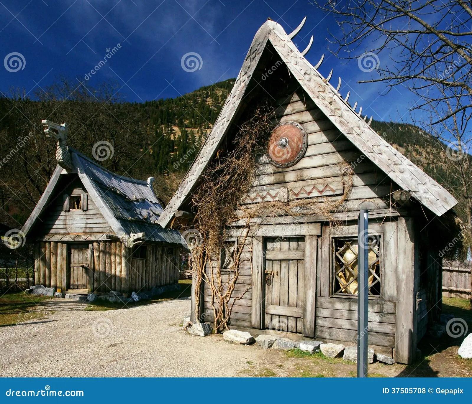 Viking Houses Worksheet