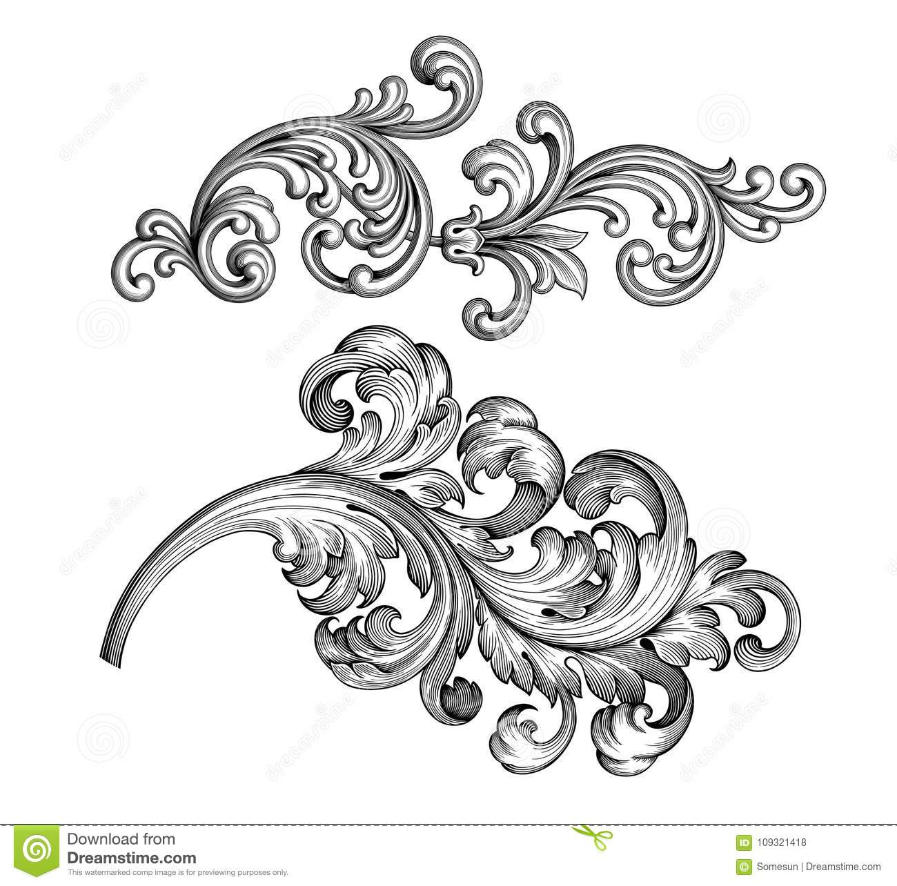 Baroque Cartoons Illustrations Amp Vector Stock Images