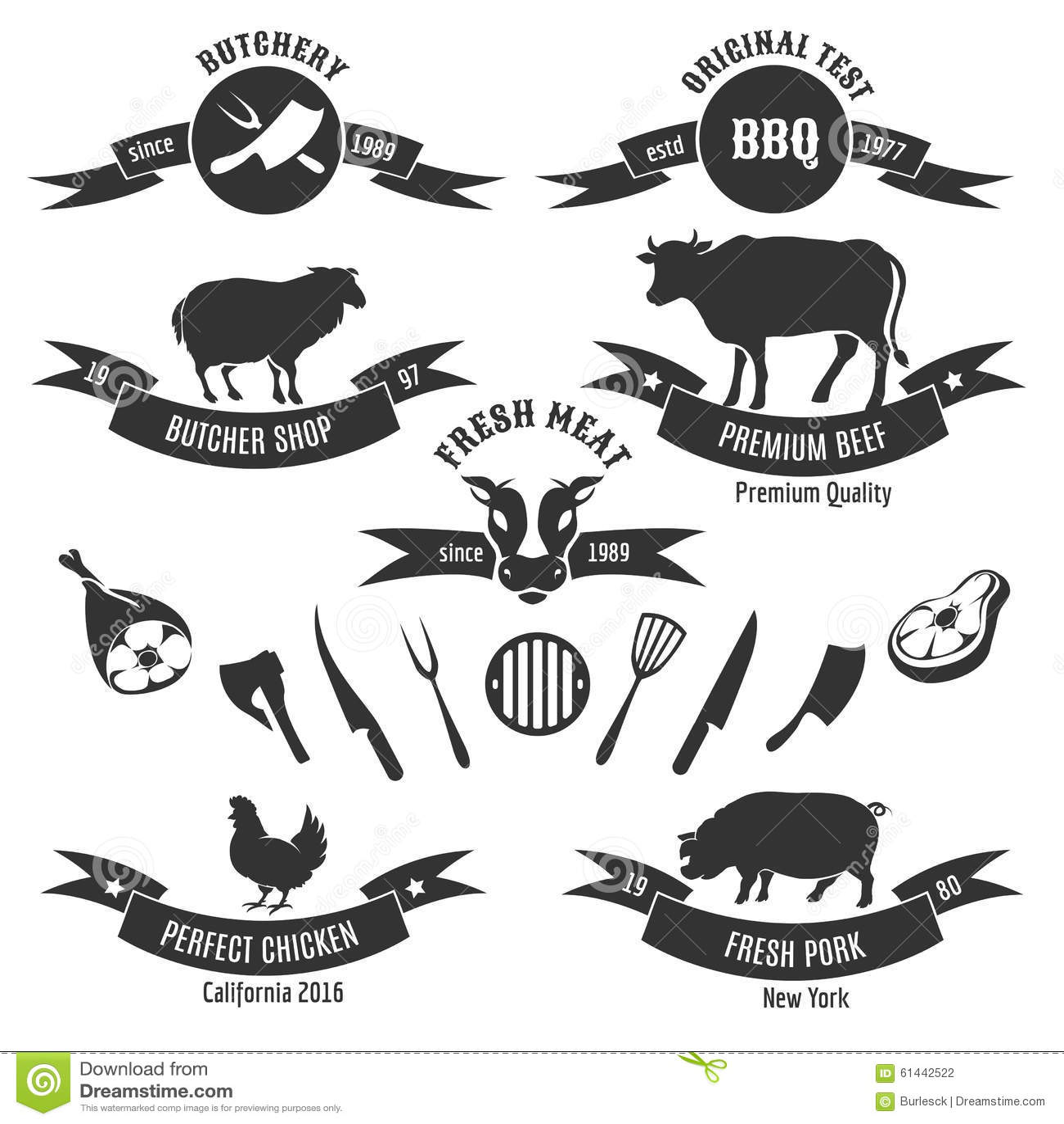 1 2 Beef Butchering Diagram